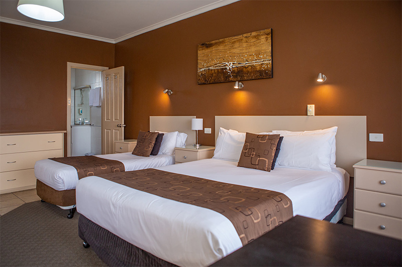 Lakeview Executive Twin Room
