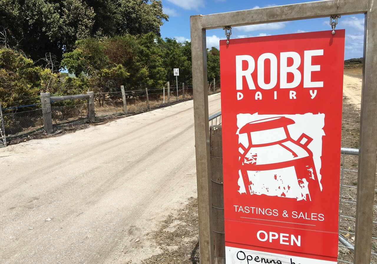 Robe Dairy   holiday apartments southeast